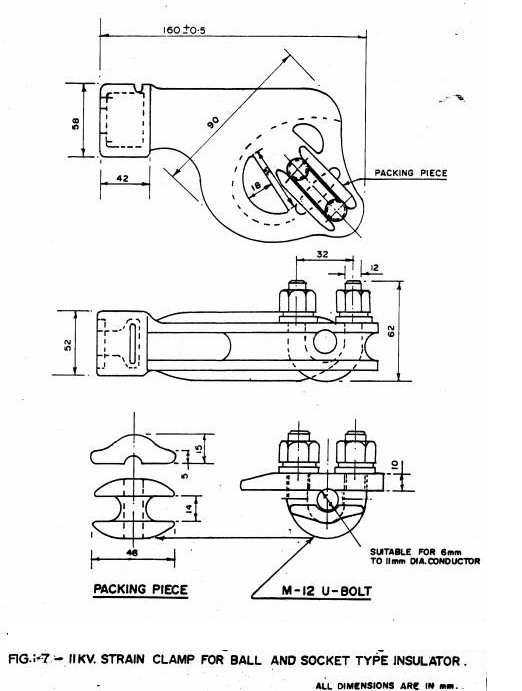 11kv 415v overhead line specification(rec) electrical notes \u0026 articles415v Overhead Line Specificationrec Electrical Notes Articles #18