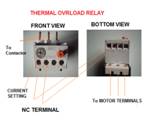 direct on line starter electrical notes articles unit connected in the line to the motor plus a mechanism actuated by the sensing unit which serves directly or indirectly to break the circuit