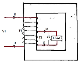 Auto Transformer Connection | Electrical Notes & Articles